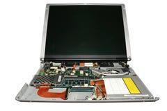 Computadora portátil. Fotografía de archivo libre de regalías