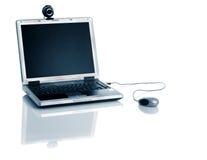 Computadora portátil Fotografía de archivo
