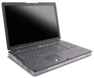 Computadora portátil Fotografía de archivo libre de regalías