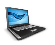 Computadora portátil Imágenes de archivo libres de regalías