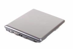 Computadora portátil cerrada Imágenes de archivo libres de regalías