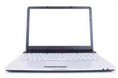 Computadora portátil de alta tecnología Imagenes de archivo