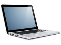 Computadora portátil Imagen de archivo
