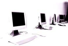 Computadores imagens de stock