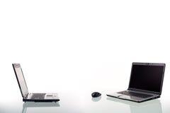 Computadores portáteis Fotos de Stock