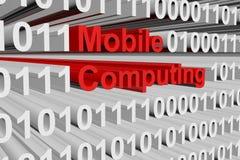 Computazione mobile Immagine Stock
