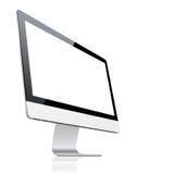 Computerüberwachungsgerät Stockfoto