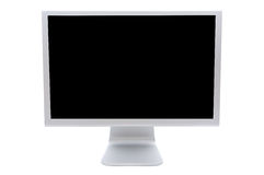 Computerüberwachungsgerät stockbild
