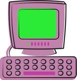 Computer royalty-vrije illustratie