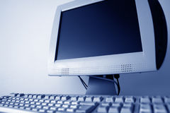 Computer Royalty Free Stock Photo