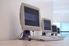 Computer Stock Photo