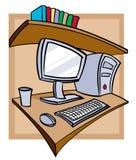 Computer Fotografie Stock