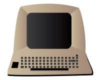 Computer Fotografie Stock Libere da Diritti