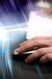 Computer-Alters-Technologie Stockbilder