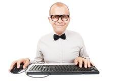 Computer-Aussenseiter Lizenzfreies Stockfoto