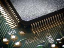 Computer binnen Royalty-vrije Stock Afbeeldingen