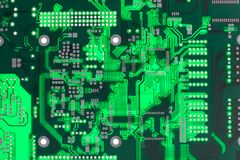 Computer board Royalty Free Stock Photography