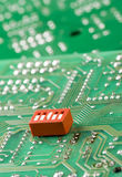 Computer board Stock Image