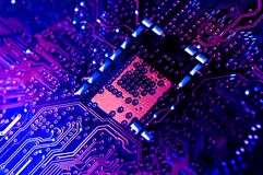 Computer board Stock Image