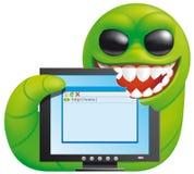 Computer bug Stock Image