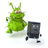 Computer bug Stock Photos