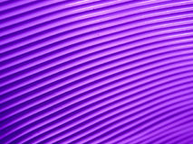 Computer Cable Background 1. A macro shot of purple computer cord. Useful as a background or texture royalty free stock photography