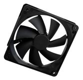 Computer case cooling fan Royalty Free Stock Photography