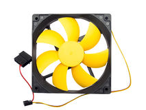 Computer case fan Royalty Free Stock Photos