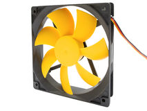 Computer case fan Royalty Free Stock Photography
