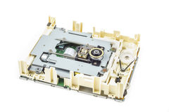 Computer cd-rom drive disassembled 01 Royalty Free Stock Photos