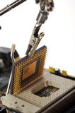 Computer Central processor Stock Photography