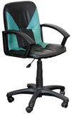 Computer chair Royalty Free Stock Photo