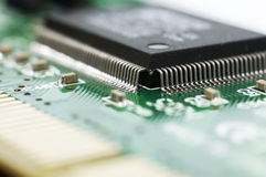 Free Computer Chip Royalty Free Stock Photography - 13796827