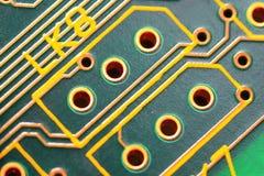 Computer-Chip Lizenzfreies Stockfoto