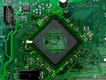Computer Chip Stock Photos