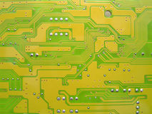 Computer Circuit Board. Computer Motherboard Stock Photography