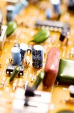 Computer circuit board Royalty Free Stock Image