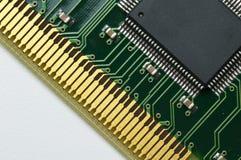 Computer circuit board Stock Image