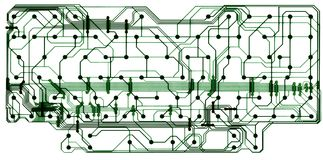 computer circuit board background stock image image of connected