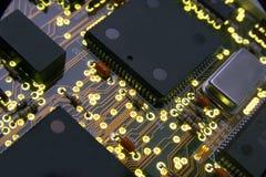 HIGH TECH ELECTRONIC CIRCUITBOARD BINARY TECHNOLOGY INDUSTRY BOARD