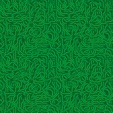 Computer circuit board. Seamless pattern Stock Photography