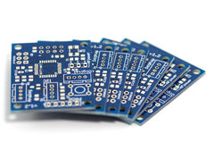 Computer Circuit Board Stock Image