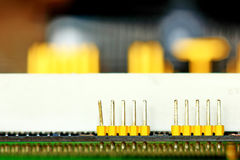 Computer circuit boards Stock Images