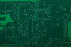 Computer circuitboard Stock Foto's