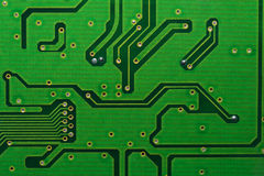 Computer circuitboard Stock Photography