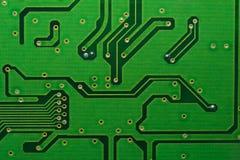 Computer circuitboard stock photography