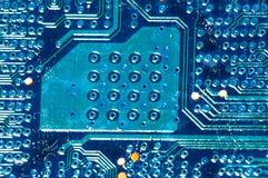 Computer circuitboards Lizenzfreie Stockfotos