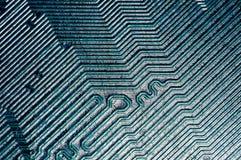 Computer circuitboards Lizenzfreies Stockfoto