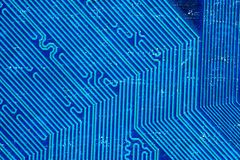Computer circuitboards Royalty Free Stock Photo