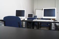 Computer classroom Stock Photography